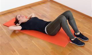 8 תרגילים יעילים במיוחד לחיטוב הבטן וחיזוק שרירי הליבה
