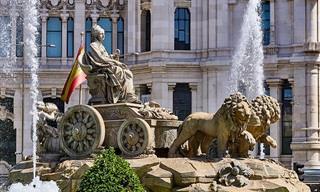 מפה אינטראקטיבית של ספרד
