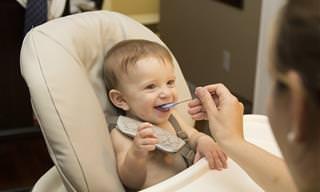 8 מתכונים מיוחדים, טעימים ובריאים לתינוקות