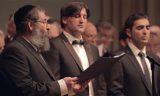 הגרסה הזו לברכה היהודית היא המרגשת ביותר ששמענו לאחרונה