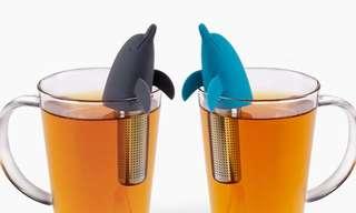רעיונות מקוריים למסנני חליטות תה