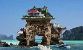 ארכיטקטורה מדהימה ברחבי העולם!!!