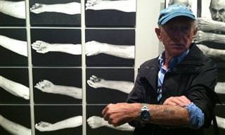 ניצול השואה הנרי פלטשר בחר לענות לשאלות גולשים באינטרנט כדי להפיץ את זכר השואה