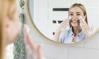 טיפים לשמירה על עור הפנים