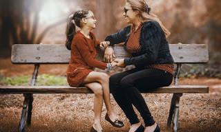 9 כללים לשיחה טובה יותר עם ילדים קטנים