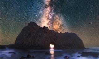 15 תמונות של נופים פלאיים מרחבי העולם