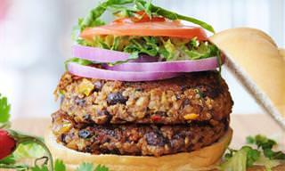 6 מתכונים מומלצים להמבורגרים בריאים וטעימים