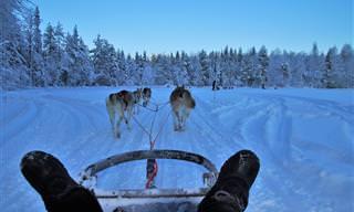 צאו למסע בפינלנד עם מפה אינטראקטיבית של המדינה