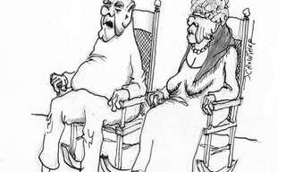 הזוג ששכח לזכור - בדיחה מצחיקה!