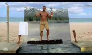 הפרסומת לסבון הכי מצחיקה שתראו!