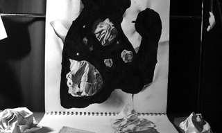 ציורי תלת מימד משני צורה