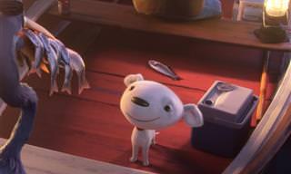 5 סרטוני אנימציה מקסימים ומשעשעים