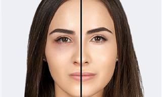 10 טעויות איפור נפוצות שגורמות למראה עור מבוגר ועייף