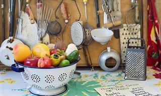 16 טיפים גאוניים למטבח שחייבים להכיר