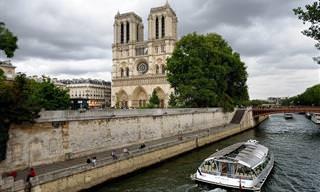 10 תמונות יוצאות דופן מתוך כנסיות בפריז