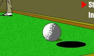 ממכר: משחק מיני גולף שלא תרצו לעזוב....