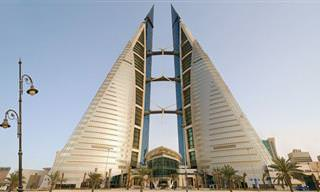 10 הבניינים הירוקים ביותר בעולם