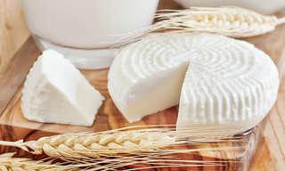 8 גבינות אהובות להכנה ביתית