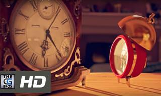 מעשה בשעון מעורר - סרטון מקסים על אומץ!