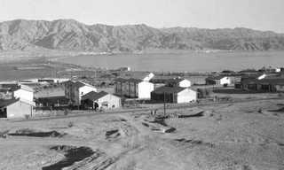 תמונות היסטוריות של ערים בישראל