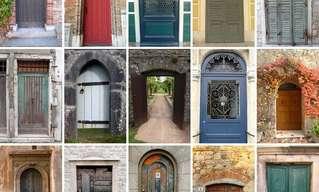 16 דלתות יפהפיות מסביב לעולם