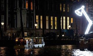 14 תמונות מפסטיבל האור של אמסטרדם 2018