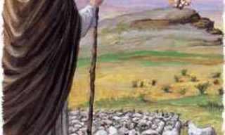 ציוני דרך בחייו של משה רבנו