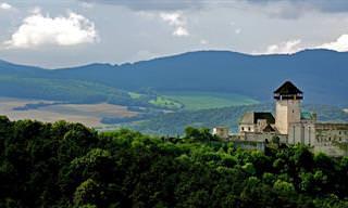 10 האתרים המומלצים ביותר לביקור ברחבי סלובקיה