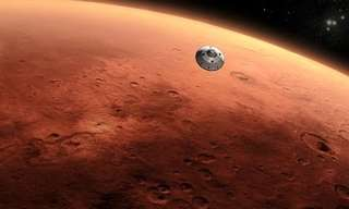 כך נראה המסע למאדים - מרתק!