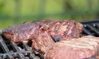 6 שיטות גאוניות להכנת בשר על האש בלי מנגל