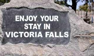 מפלי ויקטוריה - המפלים המרשימים בעולם