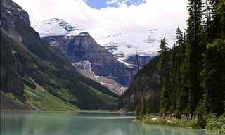 רכס הרי הרוקי בקנדה ווושינגטון