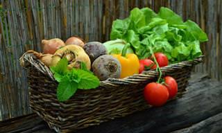 המזונות המומלצים לצריכת 18 מינרלים וויטמינים חשובים