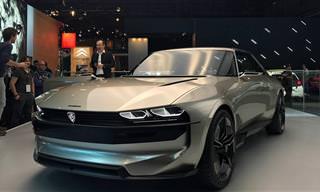 14 דגמי רכב חדשים ומרהיבים שהוצגו בתערוכת הרכב בפריז 2018