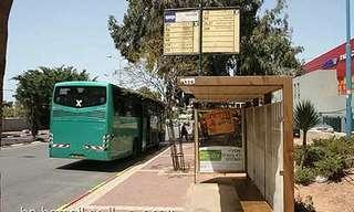 """חדשות טובות לנהגים: תותר חניה בתחנות אוטובוס בסופ""""ש"""