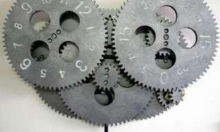 שעונים מעוצבים ומיוחדים