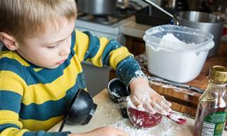 7 מתכונים טעימים ונפלאים שילדיכם יכולים להכין...