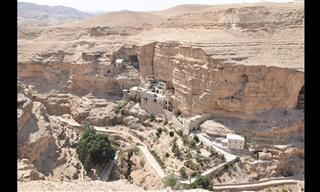 המסלול הזה יוביל אתכם לאחד מהמנזרים העתיקים במדבר יהודה...