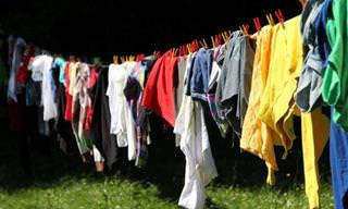 מדריך לניקוי, תיקון וריענון של כל הפריטים שבארון הבגדים שלכם