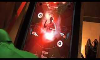 מכונת פינבול דיגיטלית - מגניב!!