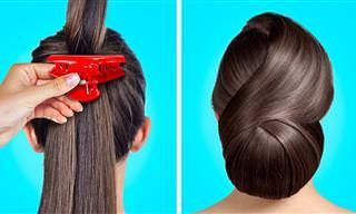 רעיונות מקוריים לתסרוקות וטיפים לעיצוב השיער