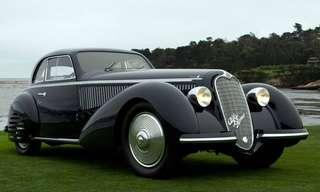 מכוניות יוצאות דופן מלפני מלחמת העולם