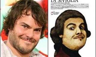 תמונות של מפורסמים דומים למפורסמים