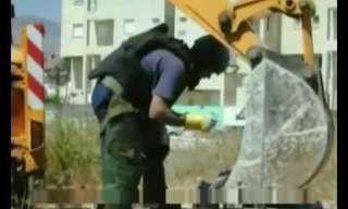 יחידת החבלנים של המשטרה נחשפת