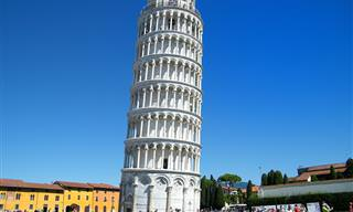 חידת פיזה: גלו כיצד המגדל הנטוי עדיין עומד ולא קורס