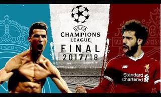 הדרך של ריאל מדריד וליברפול לגמר ליגת האלופות