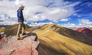 מסע עוצר נשימה אל עבר הרי הקשת המרהיבים בפרו