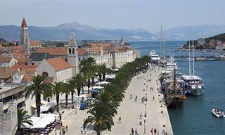 צאו למסע נפלא בדלמטיה - הדרום הקסום של קרואטיה!