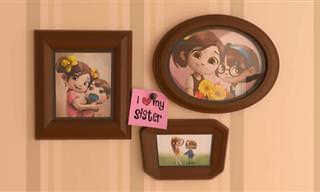 5 סרטוני אנימציה מקסימים שכדאי לכם לראות