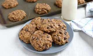 מתכון להכנת עוגיות קינואה מפנקות!
